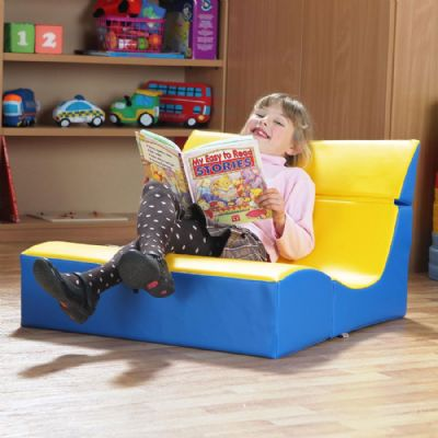 Ergo Vari Seat Double,Special needs seating,children's lounger,children's sofa,children's fold away seating